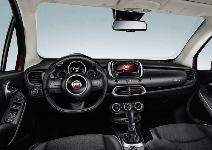 FIAT 500X 2015 07