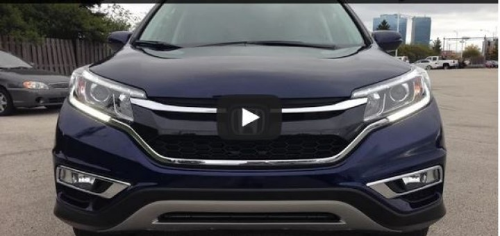 HONDA CR-V 2015 Review