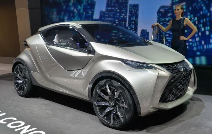 LF-SA concept geneva