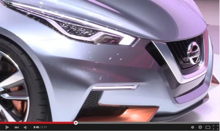 Nissan Sway Concept geneva