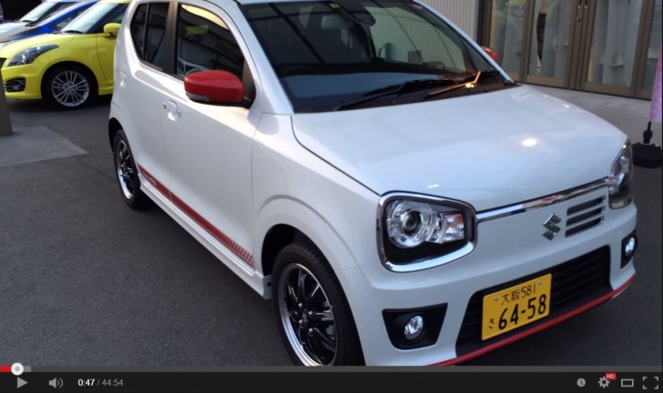 suzuki alto turbo RS testdrive
