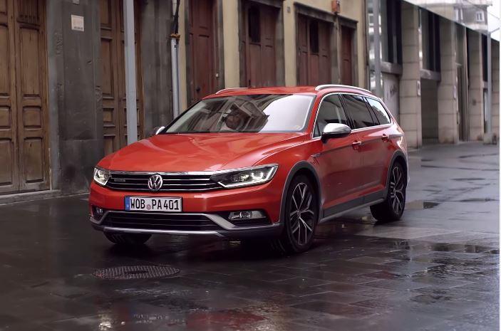 VW pasaat official