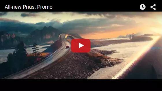 新型プリウス 公式プロモーション動画