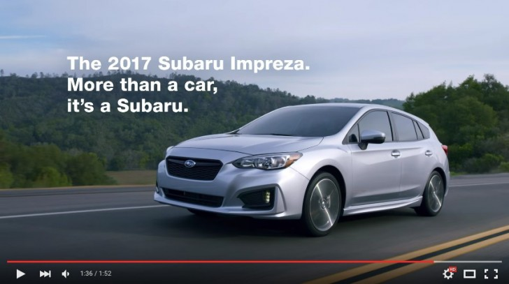 2017 Subaru Impreza I Vehicle Highlights YouTube