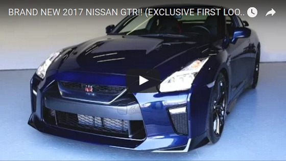 BRAND NEW 2017 NISSAN GTR EXCLUSIVE FIRST LOOK START UP YouTube