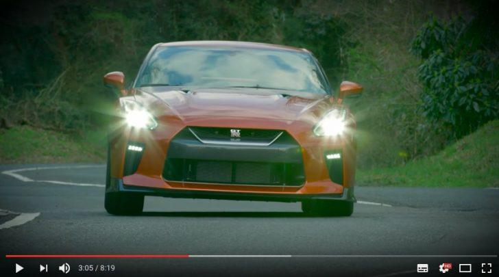 新型GT R国際試乗会!【日産ダッシュボード41号】 YouTube