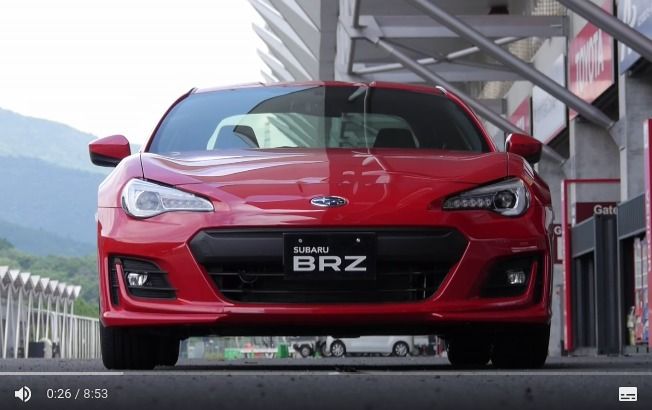 スバルBRZ GT 速攻試乗! YouTube