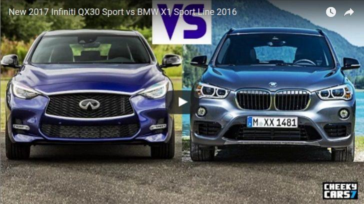 QX30 vs X1