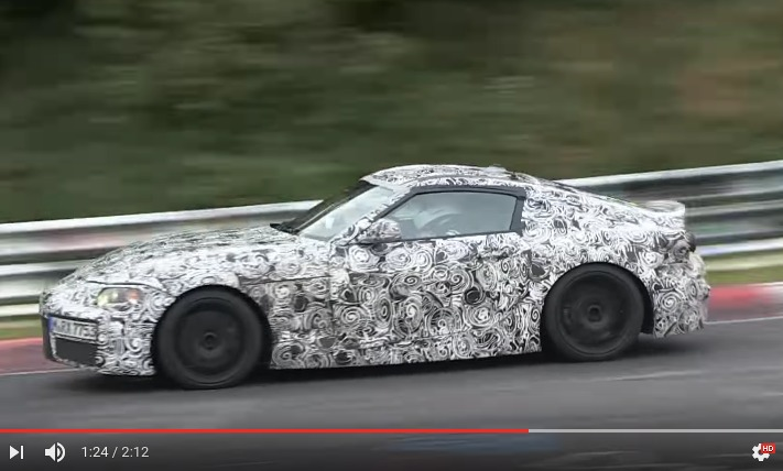 2018-toyota-supra-spy-video-youtube