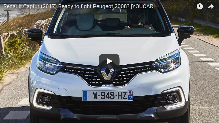 Renault Captur (2017) Ready to fight Peugeot 2008? [YOUCAR] \u2026YOUCAR
