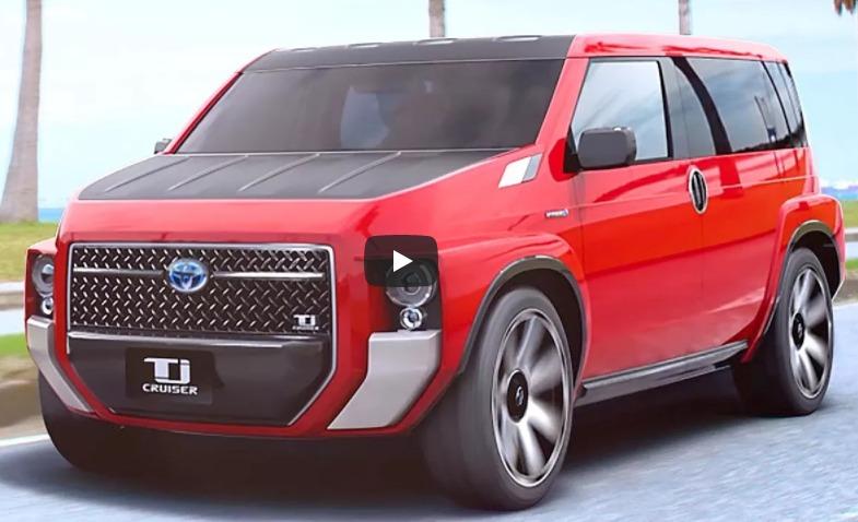 トヨタ「新型 Tjクルーザー」公式コンセプトムービー 最新自動車ムービー Newcar Movie