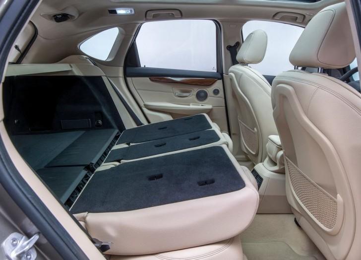 BMW 2-Series Active Tourer 2014 interior 07