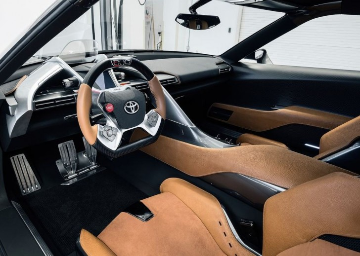 Toyota FT-1 Graphite Concept 2014 07