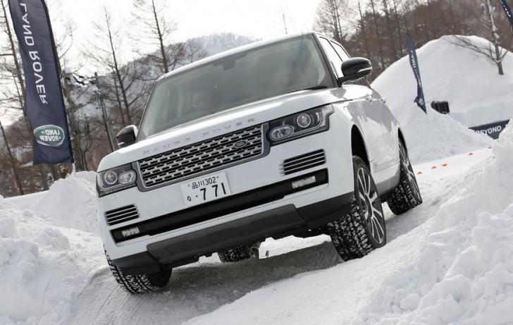 range rover 2015 試乗