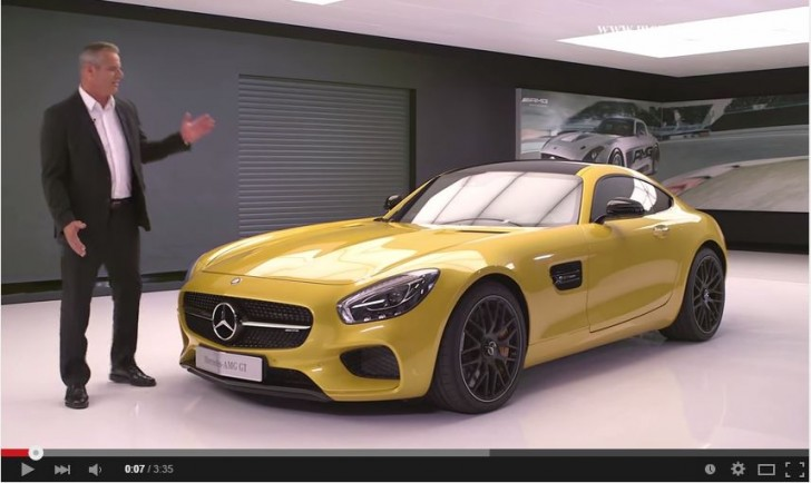 Mercedes-AMG GT Walk-Around