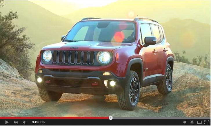 Jeep Renegade 2015 試乗インプレッション