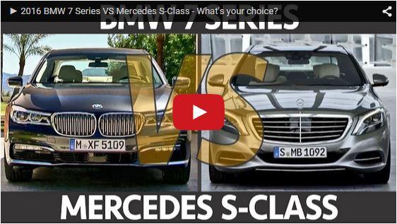 7シリーズvsS-class
