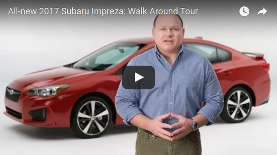 All new 2017 Subaru Impreza Walk Around Tour YouTube