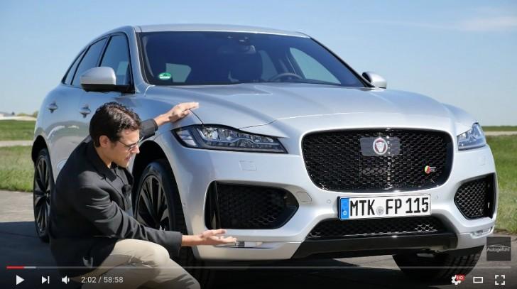 Jaguar F PACE S FULL REVIEW