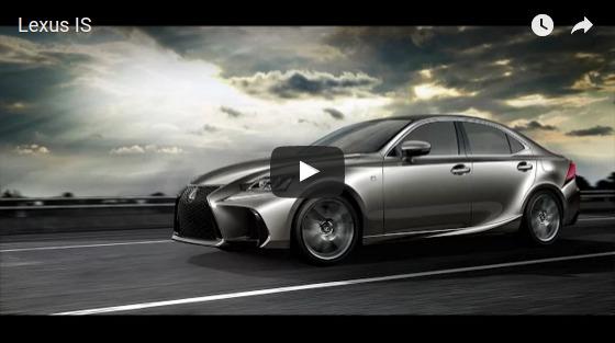 Lexus IS YouTube