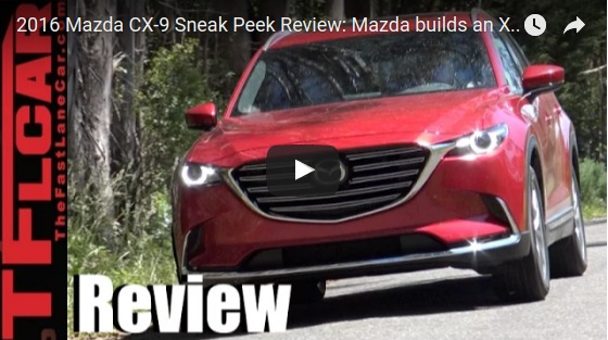 CX-9 review