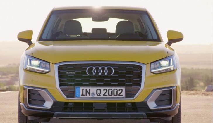 The new Audi Q2 interior exterior performance driving Autogefühl YouTube