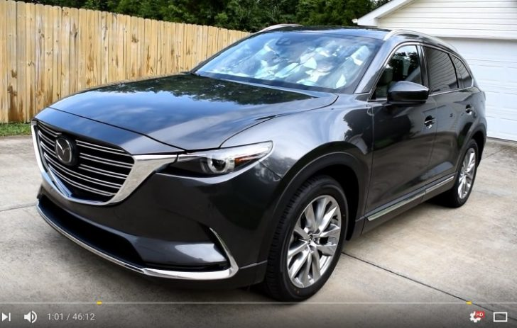 2016 Mazda CX 9 Real Owner Review YouTube