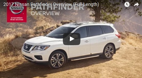 2017 Nissan Pathfinder Overview Full Length YouTube