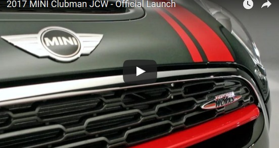 2017-mini-clubman-jcw-official-launch-youtube