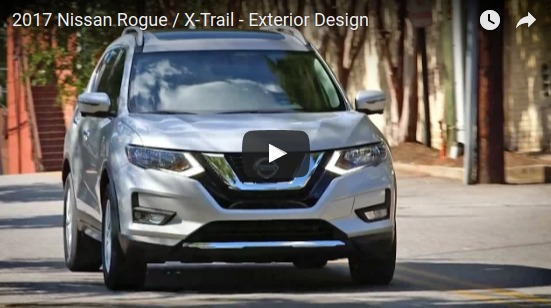 2017-nissan-rogue-x-trail-exterior-design-youtube
