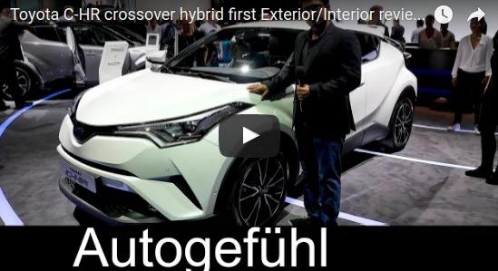 toyota-c-hr-crossover-hybrid-first-exterior-interior-review-paris-motor-show-youtube